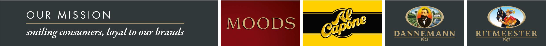 DANNEMANN Brands - Moods • AlCapone • Ritmeester